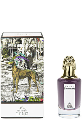 Penhaligon's portraits collection much ado about the duke 2